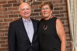 Bob and Cindy Oster