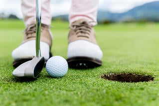 That Golf Outing? It's No Longer a Deductible Business Entertainment Expense