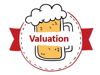 brewery valuation