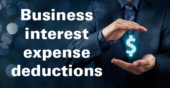 business interest expense deductions new limits