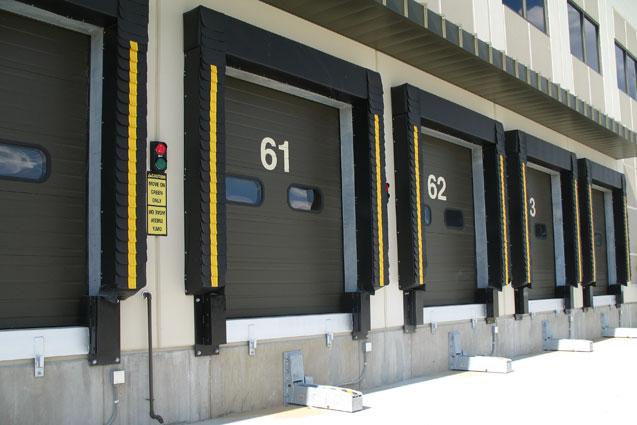 manufacturers audit loading dock