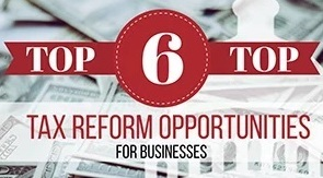 tax reform opportunities for businesses