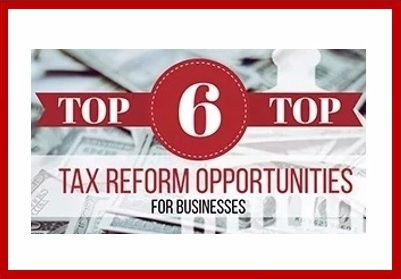 top 6 with borderTop Tax Reform Opportunity: Expanded Use of Cash Method Accounting